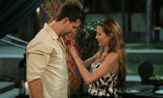 Cupid's Pulse Article: Gia Allemand and Wes Hayden's 'Bachelor Pad' Romance