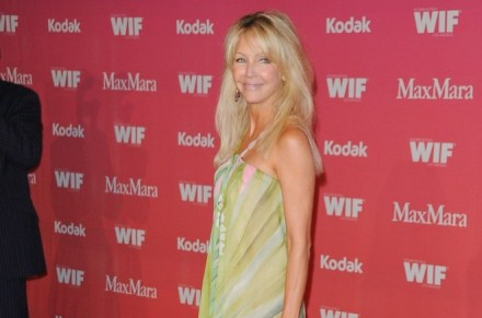Heather Locklear. Photo: Bob Charlotte / PR Photos