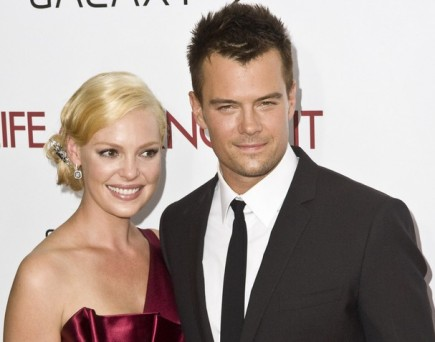 Katherine Heigl and Josh Duhamel. Photo: Charles Norfleet / PR Photos