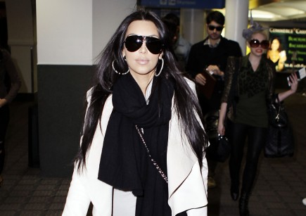 Cupid's Pulse Article: Kim Kardashian Denies Bieber Dating Rumors