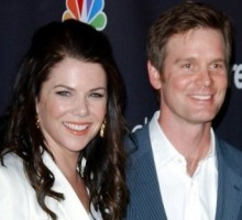 Lauren Graham and Peter Krause: Friends First