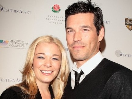 Cupid's Pulse Article: Eddie Cibrian Gives LeAnn Rimes Birthday Bling