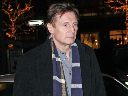 Cupid's Pulse Article: Liam Neeson Dealt With Wife Natasha Richardson's Death By Running Away