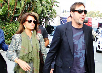 Cupid's Pulse Article: Penélope Cruz and Javier Bardem Find Time for Romantic Dinner