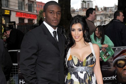 Cupid's Pulse Article: Rumor: Reggie Bush and Kim Kardashian Look-Alike Are Hanging Out