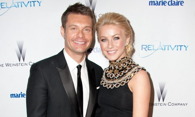 Cupid's Pulse Article: Will Ryan Seacrest Pop the Question to Julianne Hough?