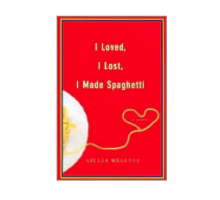Giulia Melucci Talks 'I Loved, I Lost, I Made Spaghetti'