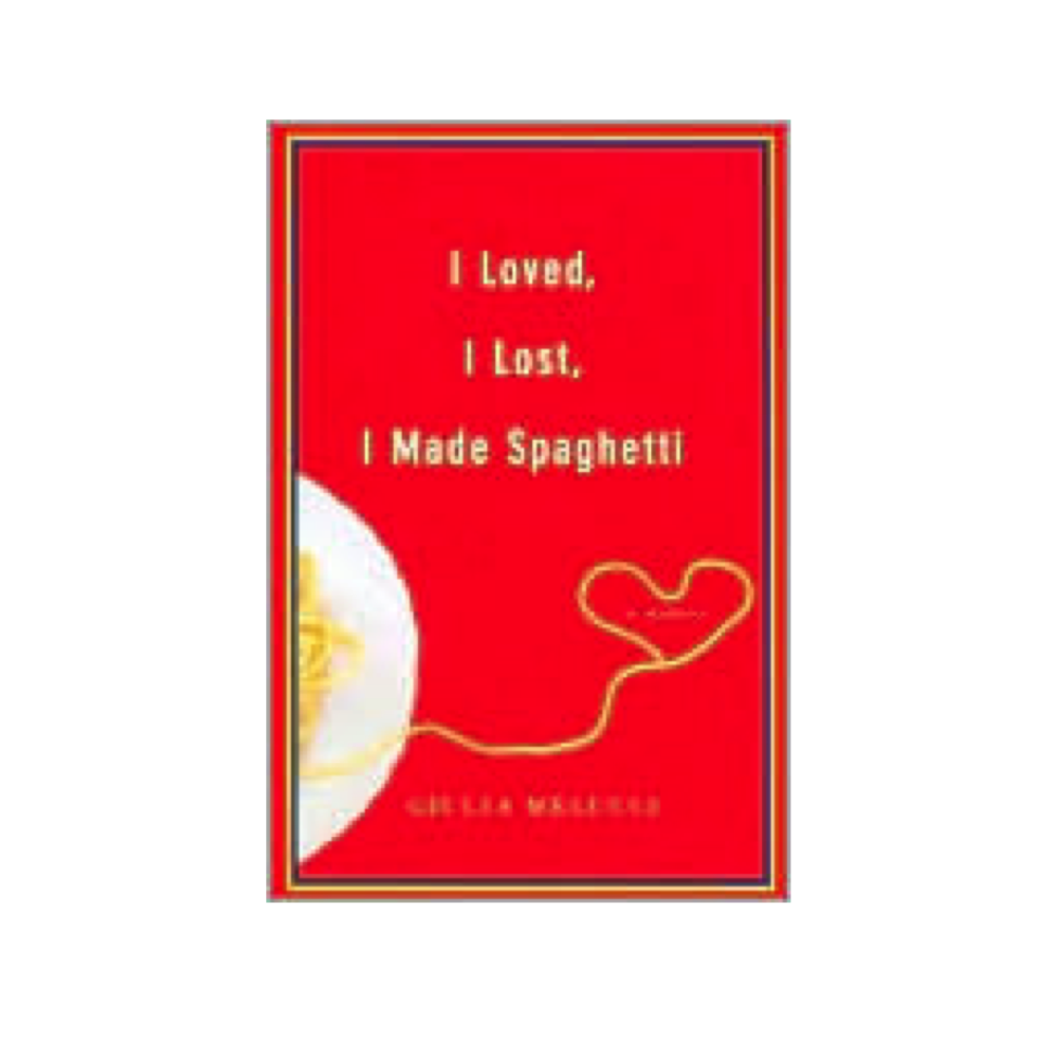 Cupid's Pulse Article: Giulia Melucci Talks 'I Loved, I Lost, I Made Spaghetti'