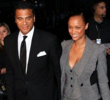 Tyra Banks Takes Low-Key BF to Premiere