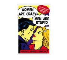 Howard J. Morris Discusses 'Women Are Crazy, Men Are Stupid'