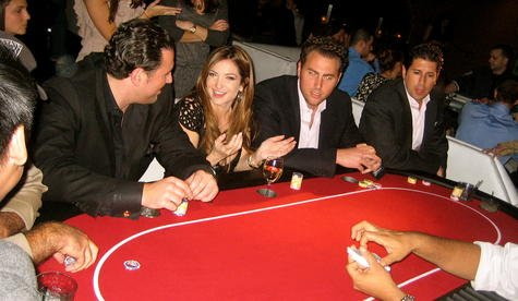 Cupid's Pulse Article: Poker Pro Beth Shak on Millionaire Matchmaker