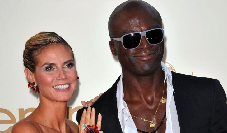 Cupid's Pulse Article: Sources Say Aspen Was the Last Straw for Heidi Klum and Seal