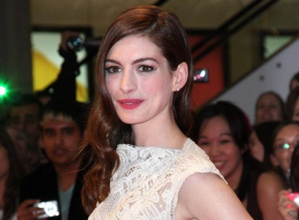 Cupid's Pulse Article: Anne Hathaway Talks Trust Troubles