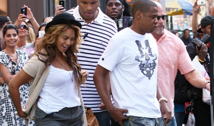 Cupid's Pulse Article: Beyonce and Jay-Z Skip Grammy's for Pizza Date