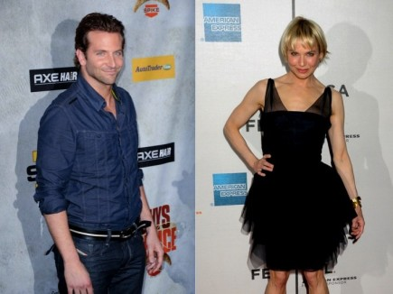 Bradley Cooper and Renee Zellweger. Photo: Albert L. Ortega / PR Photos; Janet Mayer / PR Photos