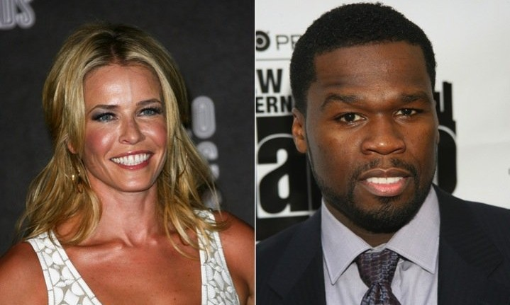 Cupid's Pulse Article: Are Chelsea Handler & 50 Cent Dating?