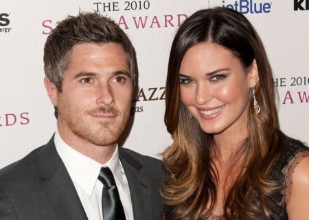 Cupid's Pulse Article: 'Brothers & Sisters' Star Dave Annable Marries Odette Yustman