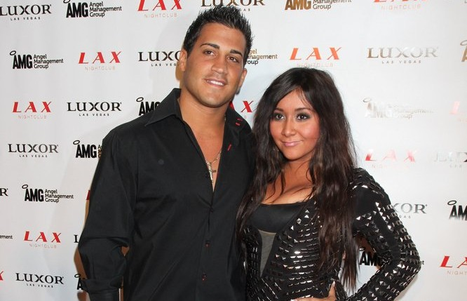 Cupid's Pulse Article: Jersey Shore's Snooki Shows Off New Boyfriend, Jionni LaValle