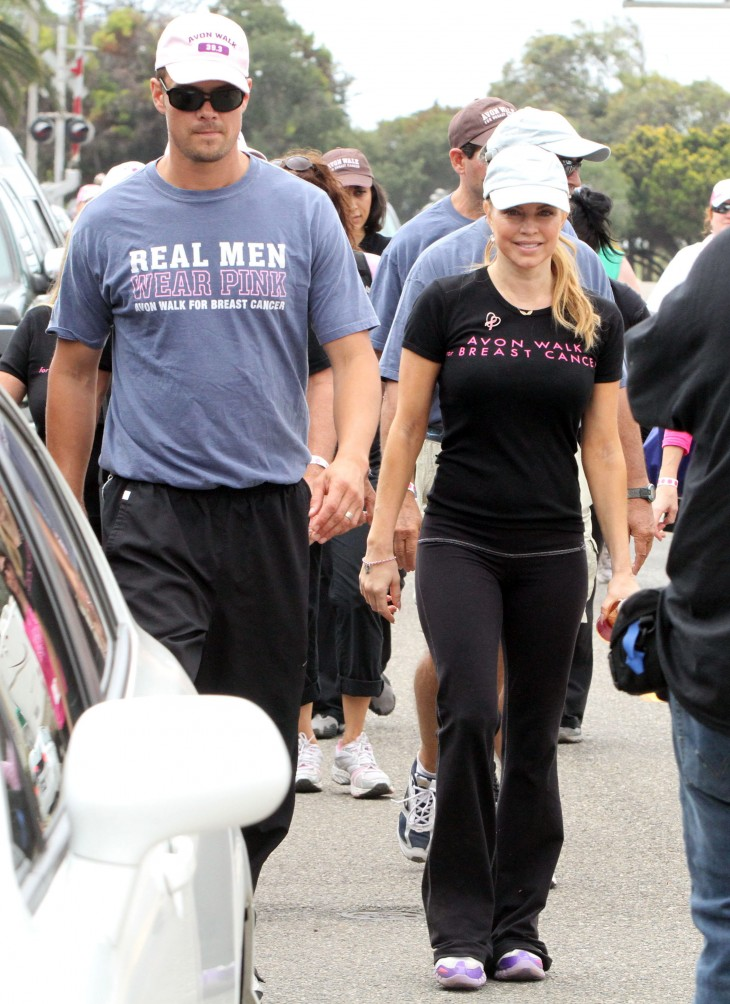 Cupid's Pulse Article: Fergie and Josh Duhamel Are Ready to Start a Family