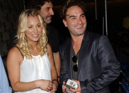 Cupid's Pulse Article: 'Big Bang Theory' Co-Stars Kaley Cuoco & Johnny Galecki Secretly Dated