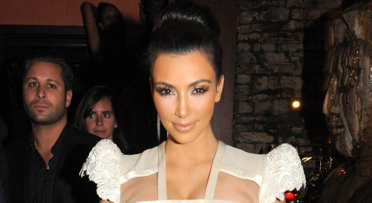 Cupid's Pulse Article: Kim Kardashian is Single in the City