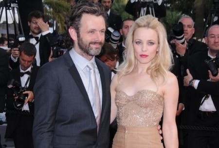 Michael Sheen and Rachel McAdams. Photo: Landmark / PR Photos