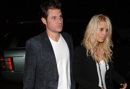 Cupid's Pulse Article: Jessica Simpson Runs Into Ex Nick Lachey