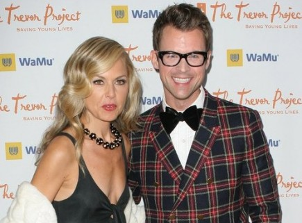Rachel Zoe and Brad Goreski. Photo: Tony Lowe / PR Photos