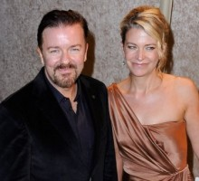 Ricky Gervais and Girlfriend Jane Fallon Lose 40 Pounds