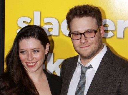 Cupid's Pulse Article: Funnyman Seth Rogen Proposes to Longtime Girlfriend