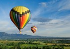 around town, breakfast, date ideas, dating, dating advice, hot air balloon, morning, new relationship, relationship, relationship advice, relationships, romance