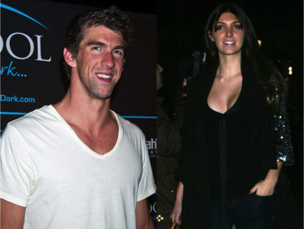 Cupid's Pulse Article: Michael Phelps is Dating a New Woman!