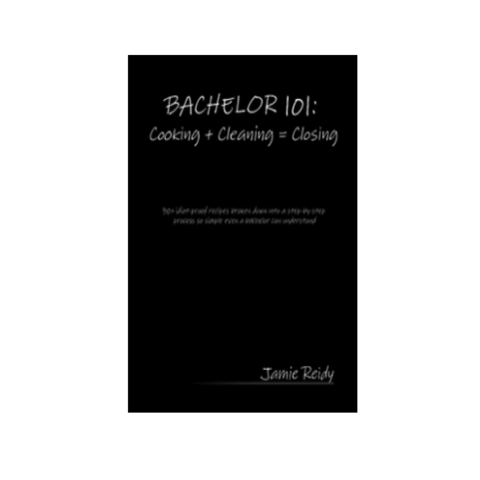 Cupid's Pulse Article: Hard Sell Author Jamie Reidy Cooks Up Recipes in New Book, Bachelor 101