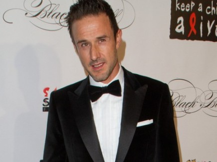 David Arquette. Photo: Charles Norfleet / PR Photos