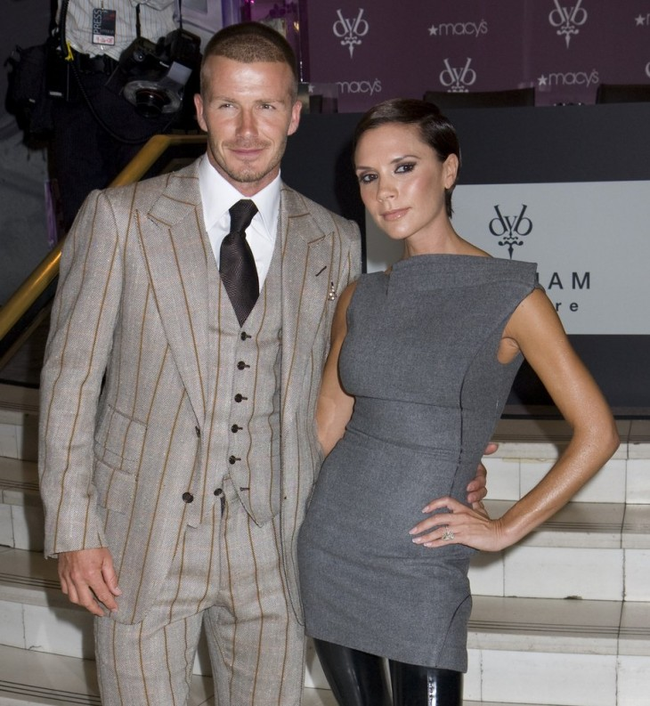 Cupid's Pulse Article: David & Victoria Beckham Argue on 'Ellen'