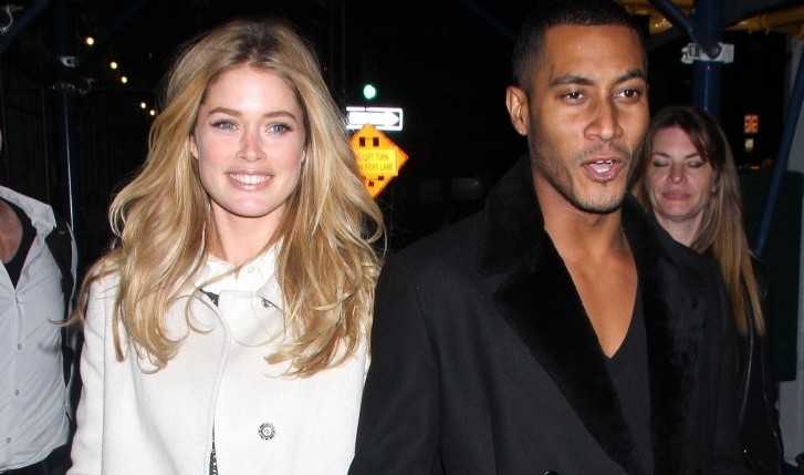 Cupid's Pulse Article: Victoria's Secret Model Doutzen Kroes Marries Sunnery James