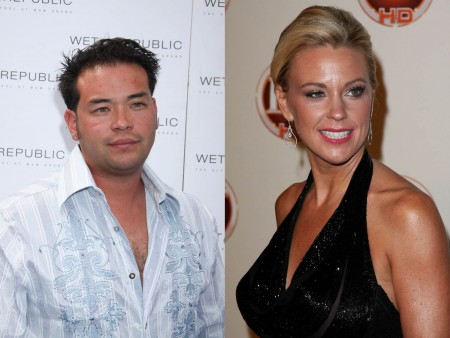 Jon Gosselin and Kate Gosselin. Photos: PRN / PR Photos; Glenn Harris / PR Photos