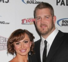 Karina Smirnoff Loves her Celebrity Engagement to Brad Penny