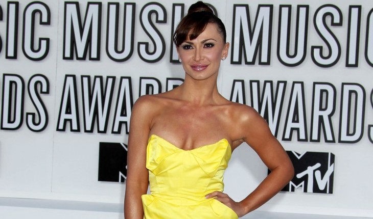 Cupid's Pulse Article: Karina Smirnoff