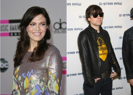 Mandy Moore and Ryan Adams. Photo: Bob Charlotte / PR Photos; Sylvain Gaboury / PR Photos