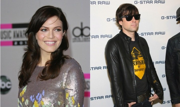 Cupid's Pulse Article: Mandy Moore and Ryan Adams Celebrate 5-Year Anniversary