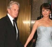 Michael Douglas and Catherine Zeta-Jones Step Out in NYC