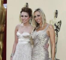 Miley Cyrus' Mom Tish Had Affair with Bret Michaels