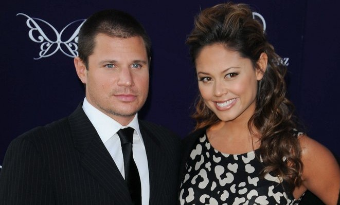 Cupid's Pulse Article: Vanessa Minnillo Is Cool With Nick Lachey Hosting Vegas Swimsuit Party