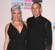 Carey Hart Says Pink Will Be An 'Awesome Mom'