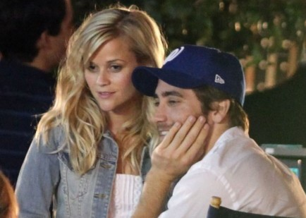 Reese Witherspoon and Jake Gyllenhaal. Photo: Fame Pictures