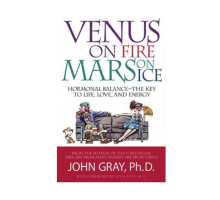 Best Selling Relationship Author John Gray Discusses 'Venus On Fire, Mars On Ice'