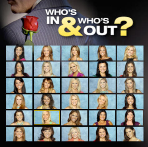 Meet the 30 bachelorettes vying for Brad Womack's heart in 2011's 'The Bachelor'