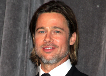 Brad Pitt.  Photo: GG/Flynetpictures.com