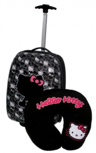 Cupid's Pulse Article: Hello Kitty Travel Gear